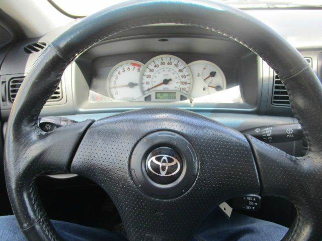2008 Toyota Corolla S 4dr Sedan 5M - Chula Vista CA