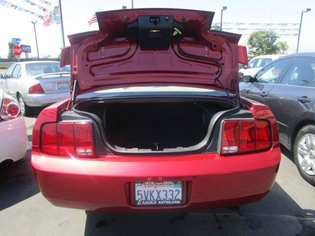 2006 Ford Mustang V6 Premium 2dr Coupe - Chula Vista CA