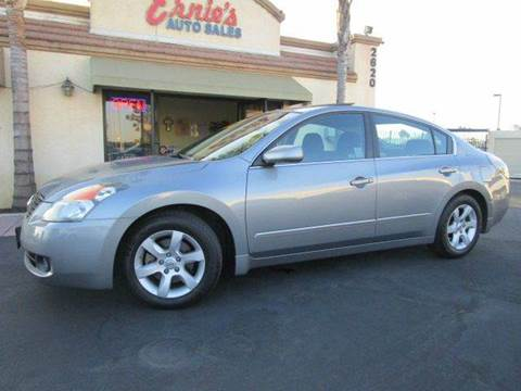 2007 nissan altima for sale franklinton la. Black Bedroom Furniture Sets. Home Design Ideas