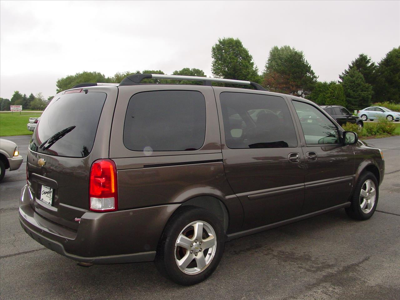 All Chevy 2008 chevy venture van : 2008 Chevrolet Uplander LT 4dr EWB Mini-Van In Machesney Park IL ...