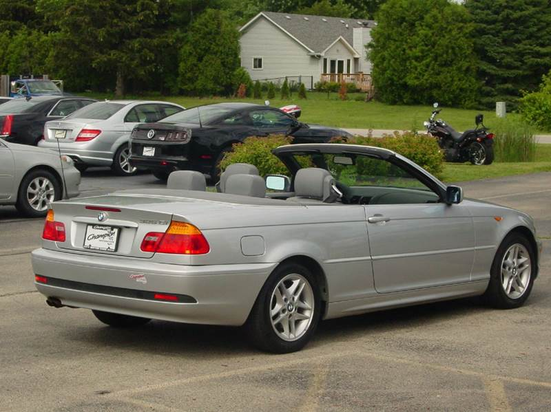 Bmw Series Ci Dr Convertible In Machesney Park IL - Bmw 2004 convertible