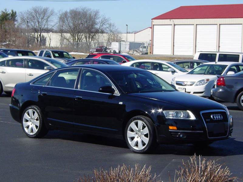 2007 Audi A6 AWD 3.2 quattro 4dr Sedan In Machesney Park IL ...  Audi A Black on 07 dodge 3500 black, 07 acura mdx black, 07 chevy malibu black, 07 dodge charger black, 07 jeep compass black, 07 hummer h2 black, 07 dodge nitro black, 07 chevy avalanche black, 07 ford fusion black, 07 honda accord black, 07 cadillac srx black,