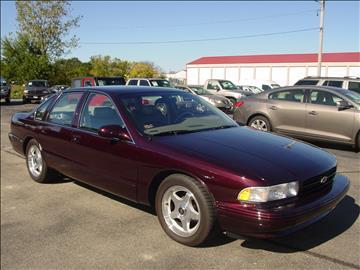 1996 Chevrolet Impala for sale in Machesney Park, IL