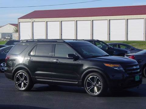 2014 Ford Explorer for sale in Machesney Park, IL