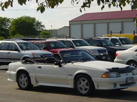 1993 Ford Mustang for sale in Machesney Park, IL