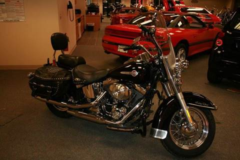 2002 Harley-Davidson Heritage Softail Classic for sale in Machesney Park, IL
