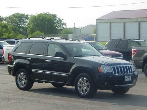 2008 Jeep Grand Cherokee for sale in Machesney Park, IL