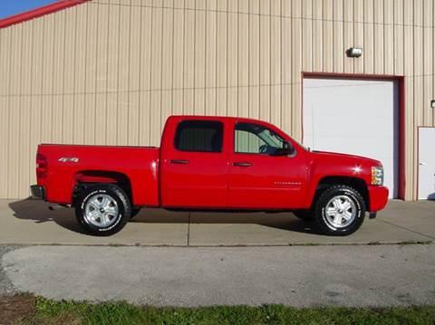 2011 Chevrolet Silverado 1500 for sale in Machesney Park, IL