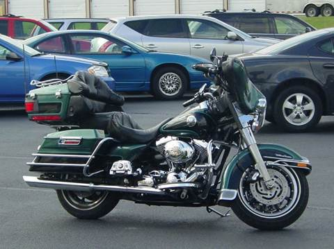 2000 Harley-Davidson Electra Glide for sale in Machesney Park, IL