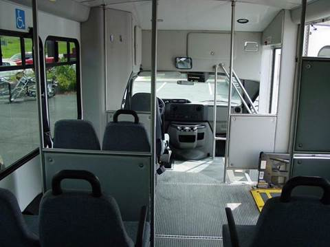 2010 Ford E450 DRD