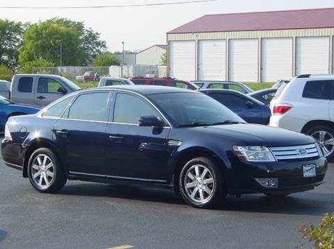 2009 Ford Taurus for sale in Machesney Park, IL