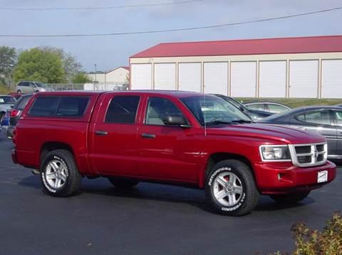 2009 Dodge Dakota for sale in Machesney Park, IL