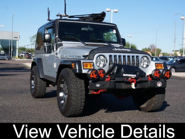 2003 Jeep Wrangler for sale in Peoria AZ