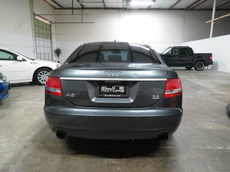 2008 Audi A6 AWD 3.2 quattro 4dr Sedan - Portland OR