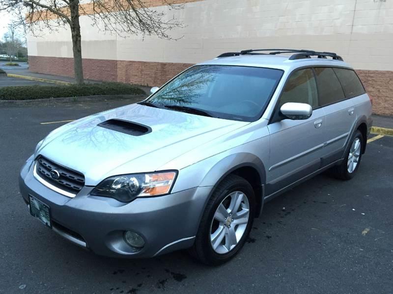 2005 Subaru Outback 2.5 XT AWD 4dr Turbo Wagon - Portland OR