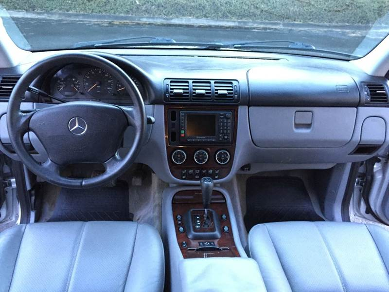 2003 Mercedes-Benz M-Class AWD ML 350 4MATIC 4dr SUV - Portland OR