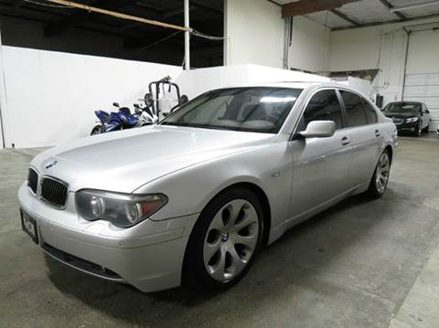 2002 BMW 7 Series for sale in Portland, OR