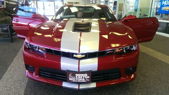 Used Chevrolet Camaro For Sale