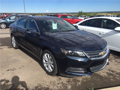 2016 Chevrolet Impala For Sale