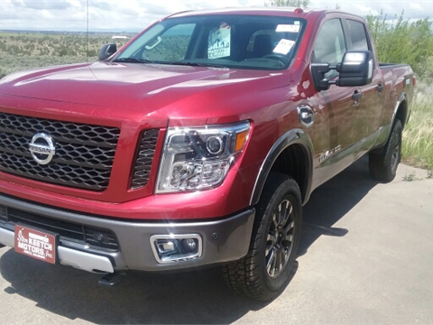 2016 Nissan Titan XD for sale in Cortez CO