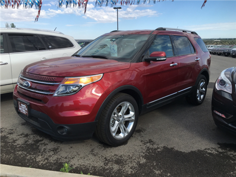 2014 Ford Explorer for sale in Cortez CO