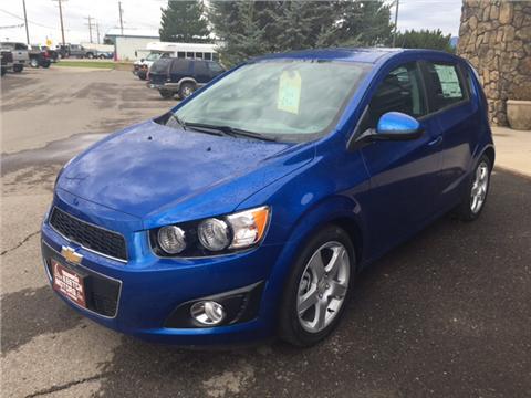 2016 Chevrolet Sonic For Sale Savannah Tn