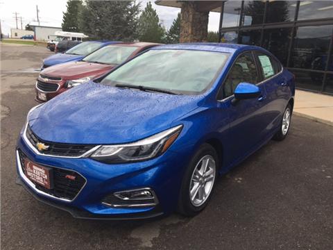 2017 Chevrolet Cruze for sale in Cortez, CO