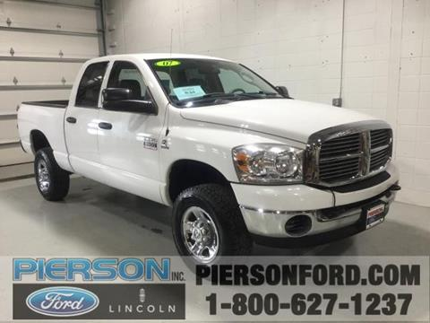 2007 Dodge Ram Pickup 2500 for sale in Aberdeen SD