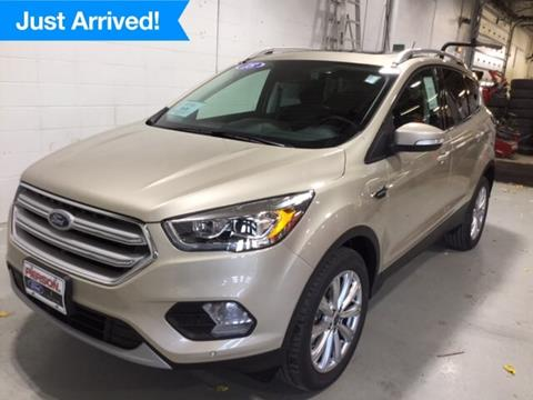 2018 Ford Escape for sale in Aberdeen SD