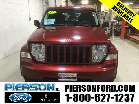 2012 Jeep Liberty for sale in Aberdeen, SD