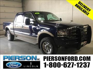 2006 Ford F-250 Super Duty for sale in Aberdeen, SD
