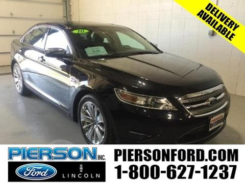 2010 Ford Taurus for sale in Aberdeen SD
