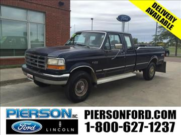 1992 Ford F-250 for sale in Aberdeen, SD