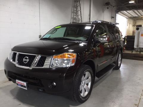 2012 Nissan Armada for sale in Aberdeen SD