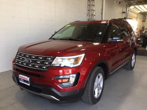 2017 Ford Explorer for sale in Aberdeen, SD