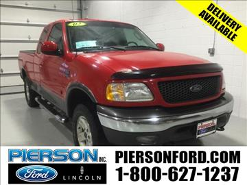 2002 Ford F-150 for sale in Aberdeen, SD