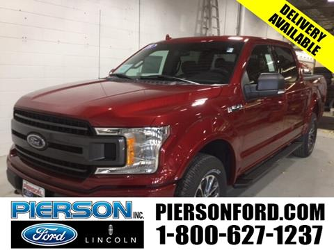 2018 Ford F-150 for sale in Aberdeen SD