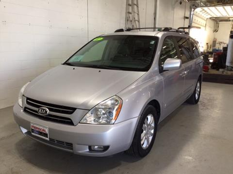 2007 Kia Sedona for sale in Aberdeen SD