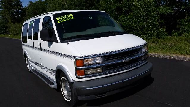 Used 1997 chevrolet express for sale for Teeter motor co used car division malvern ar