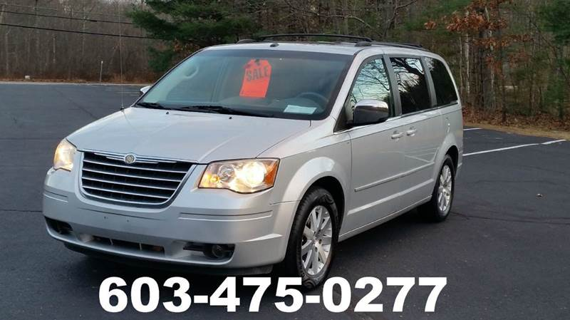 2008 chrysler town and country touring 4dr mini van in danville nh flying wheels. Black Bedroom Furniture Sets. Home Design Ideas