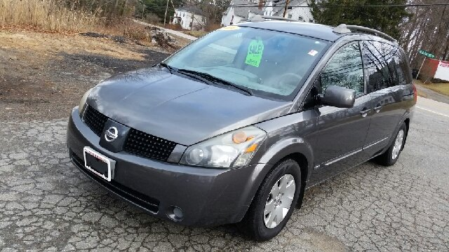 2006 nissan quest 3 5 s special edition 4dr minivan for sale in hampstead amesbury boston flying. Black Bedroom Furniture Sets. Home Design Ideas