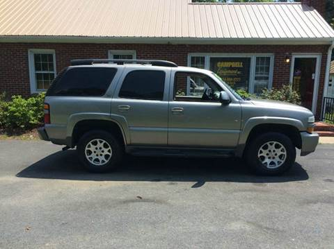 2001 Chevrolet Tahoe Limited/Z71