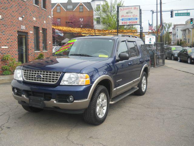 2004 ford explorer eddie bauer 4wd 4dr suv in dorchester Adams street motors