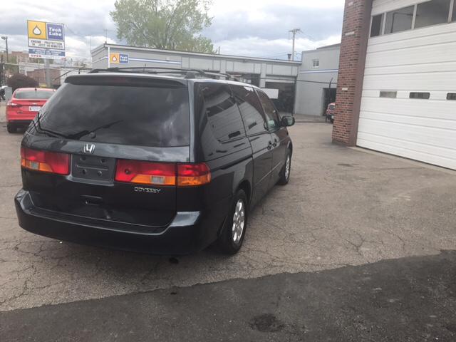 2003 Honda Odyssey EX-L 4dr Mini Van w/Leather - Dorchester MA