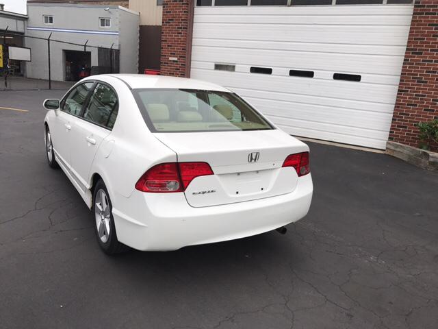 2006 Honda Civic EX 4dr Sedan w/Automatic - Dorchester MA