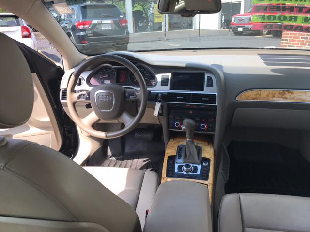 2007 Audi A6 3.2 4dr Sedan - Dorchester MA