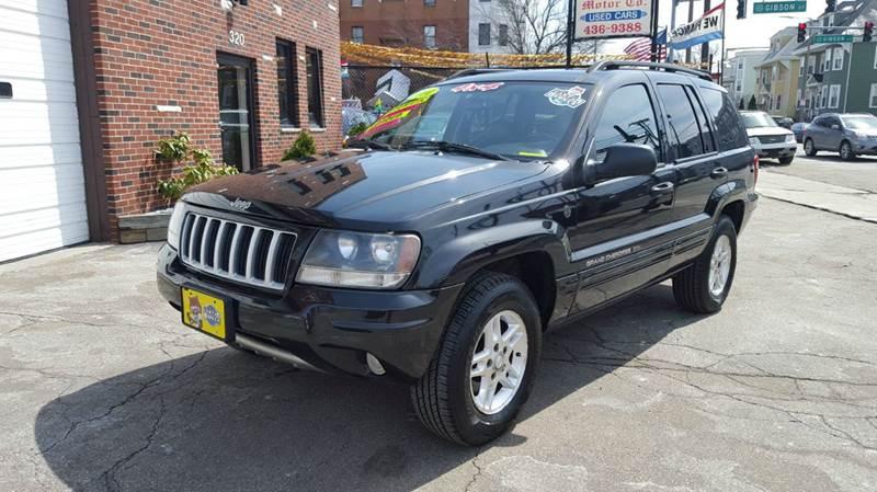 2004 jeep grand cherokee 4dr special edition 4wd suv in Adams street motors