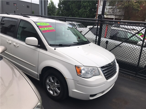 2008 Chrysler Town and Country for sale in Dorchester, MA