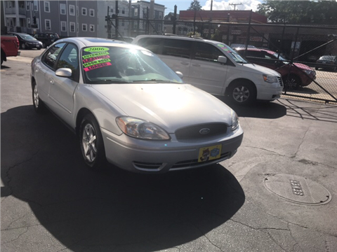 2006 Ford Taurus for sale in Dorchester, MA