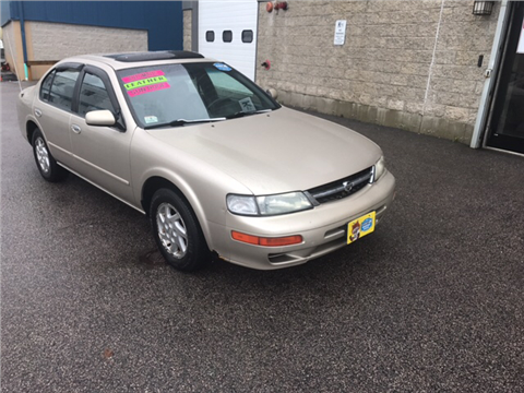 1999 Nissan Maxima for sale in Dorchester, MA